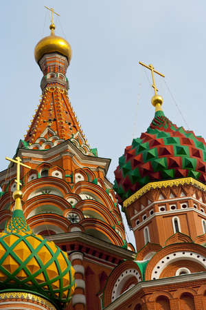 Cathedral on the Red Square, Moscow Stock Photo - 16025223