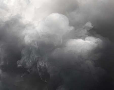 fondo elegante: Resumen de humo de fondo Foto de archivo