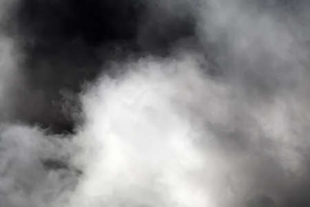Abstract defocused smoke background