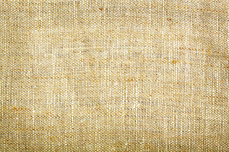 Natural sackcloth closeup texture background