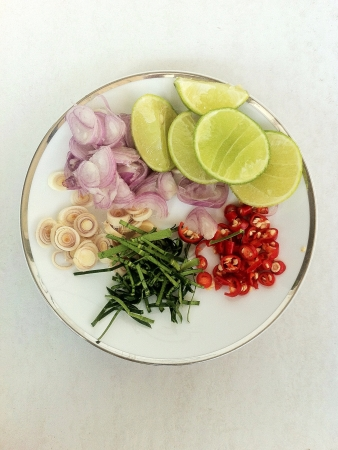 flavorings: thai spicy flavoring agent