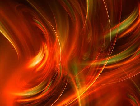Popular series. Fractal Design Element or Art Background photo