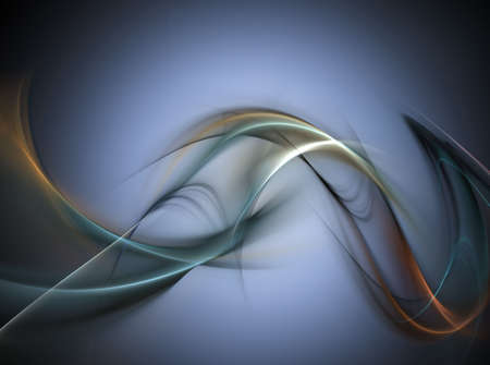 Expressive Elegance Abstract Stock Photo - 3080525