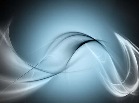 Expressive Elegance Abstract Stock Photo - 3080526