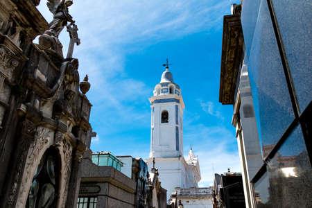 evita: Historic cemetery Recoleta Buenos Aires Argentine