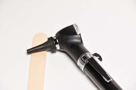 eardrum: Otoscope is a medical instrument