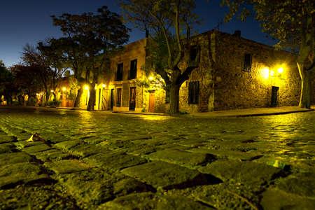 colonia del sacramento: Colonia del Sacramento is on the Ro de la Plata in Uruguay, is the oldest city of Uruguay