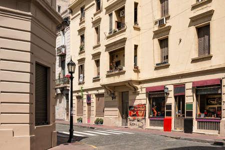 buenos aires: Historic district San Telmo, Buenos Aires Argentina