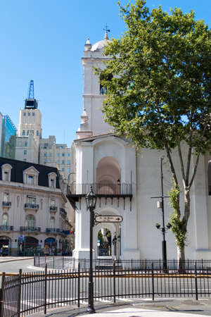 aires: Historic City Hall Cabildo of Buenos Aires Argentina