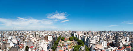 buenos: Panorama of the neighborhood from the Congress of the Nation Argentina, Buenos Aires