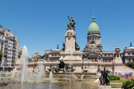 legislature: Congress of the Nation Argentina, Buenos Aires