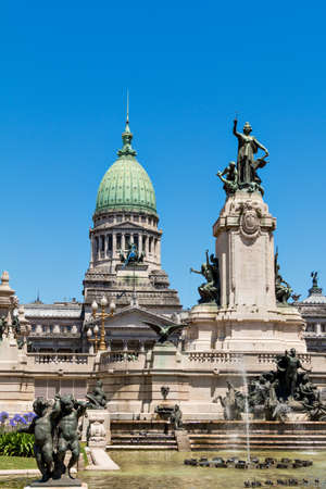 Congress of the Nation Argentina, Buenos Aires
