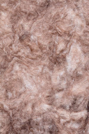 Detail of insulating wool, as a background