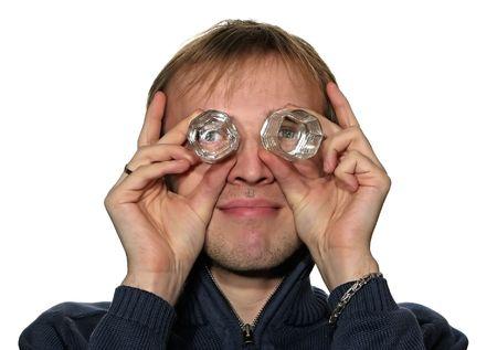 bifocals: unusual glasses