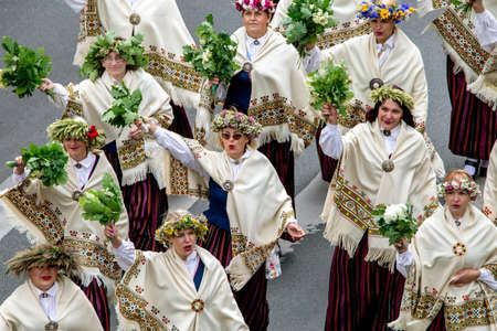 XXVI Latvian Song and XVI Dance Festival 2018 in Latvia., from 30 June to 8 July. The Latvian Song and Dance Festival is one of the largest amateur choral events in the world and an important event in