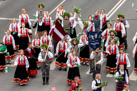 XXVI Latvian Song and XVI Dance Festival 2018 in Latvia, from 30 June to 8 July. The Latvian Song and Dance Festival is one of the largest amateur choral events in the world and an important event in