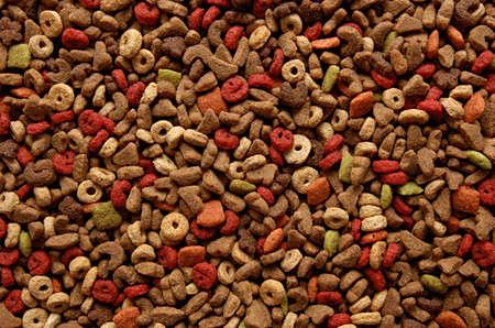 kibble: dry cat food mix (kibble)