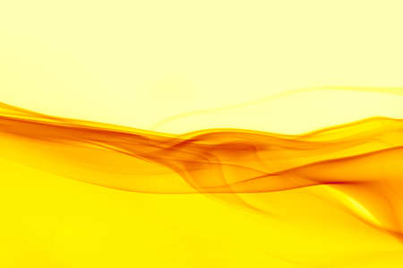 bottom line: abstract background in shades of yellow Stock Photo