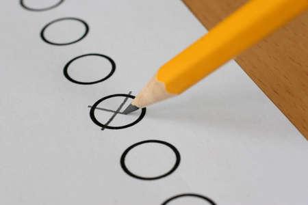 Głosowanie Zdjęcie Seryjne
