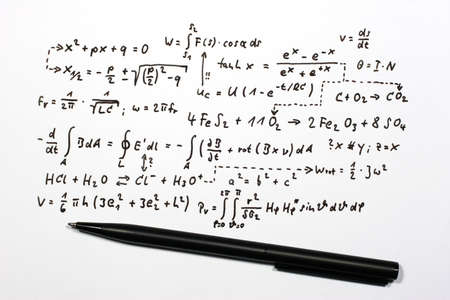 equations: It is very difficult to find the world formula.