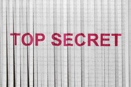 In order to keep secrets no longer require documents to be destroyed. photo