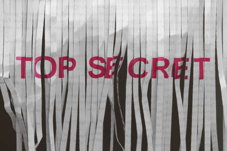 In order to keep secrets no longer require documents to be destroyed. Standard-Bild