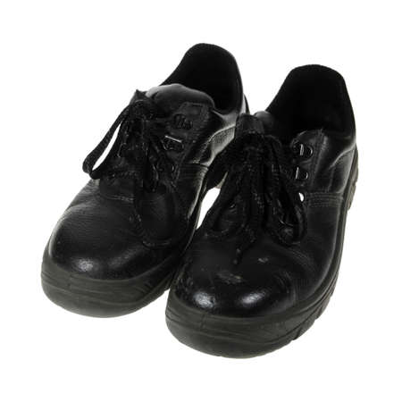 work shoes: With the proper work shoes can work safely.