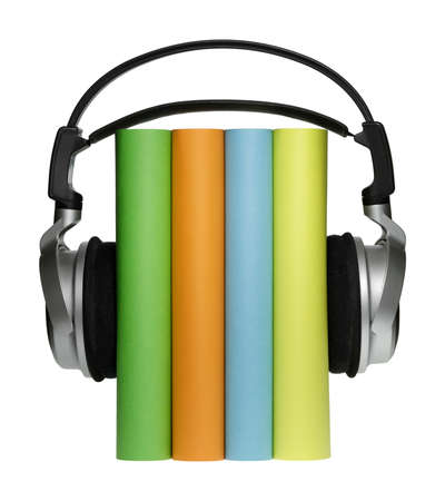With headphones you can hear some good stories.