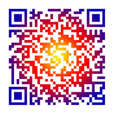 qr: The QR-code is used for marking of assemblies and components