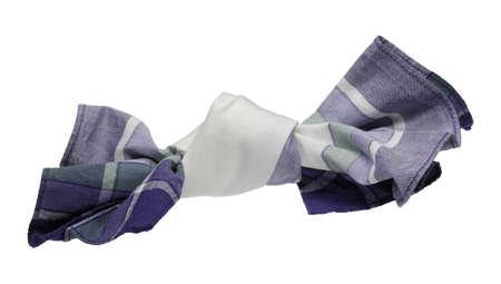 knotting: Da non dimenticare nulla, alcune persone fanno un nodo nel fazzoletto