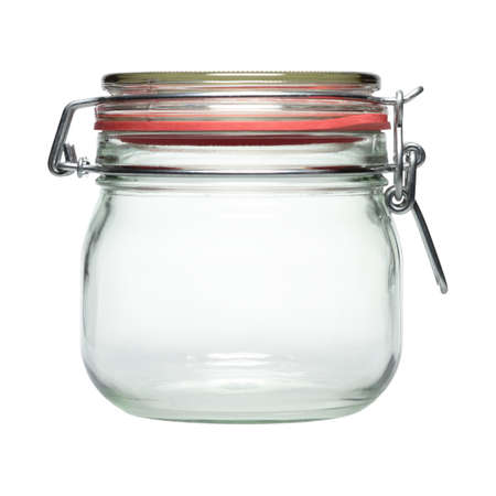 In a jar, food and other things are repealed airtight  Stock Photo - 14987721