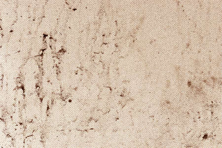 smut: Very dirty white textured surface as background. Stock Photo