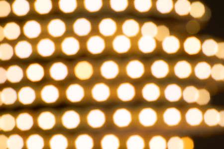 leds: Three-meter-long strip light with light-emitting light-emitting diodes.