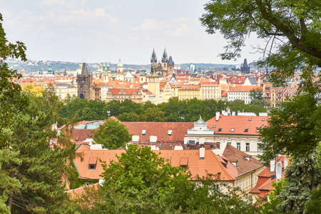 Prague is the capital and most populated city of the Czech Republic.