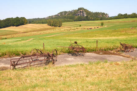 As Saxon Switzerland, the German part of the Elbe Sandstone Mountains in Saxony is called.