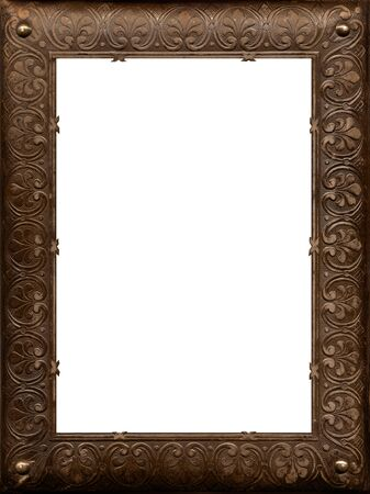 antique frame photo