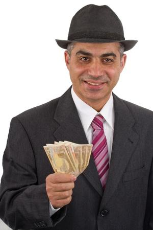 likeable: Arab businessman