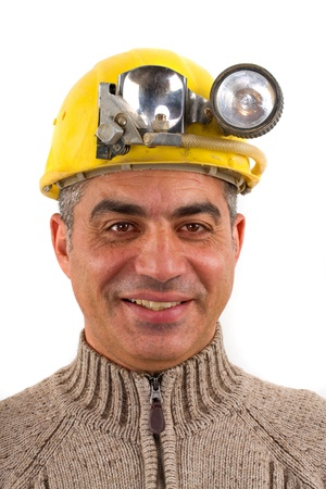 mine worker Stock Photo - 8627309