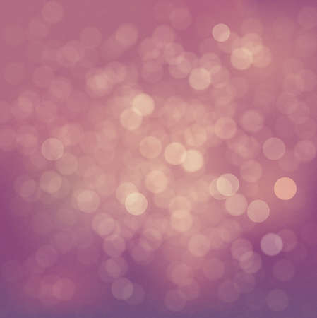 ight: Bokeh red background illustration