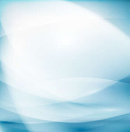 Abstract flow smooth and clean background for science or technology concept