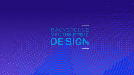 Abstract halftone and dots texture on gradient background. Vector illustration.