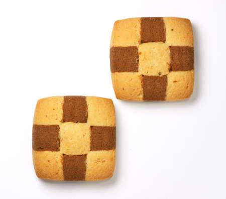 Closeup of two pastry Zdjęcie Seryjne