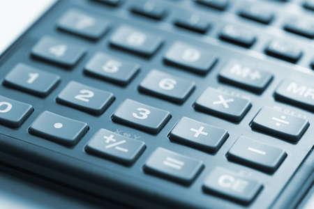 Calculator Control Panel