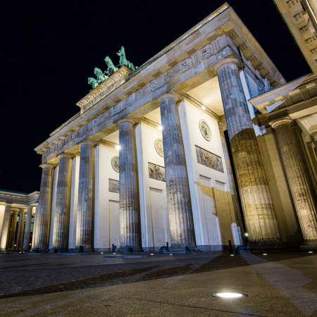 brandenburg gate: Berlin Brandenburg gate