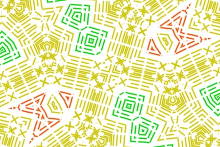 Abstract background (red, yellow, green) photo