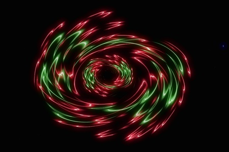 Abstract background - shone lines Stock Photo