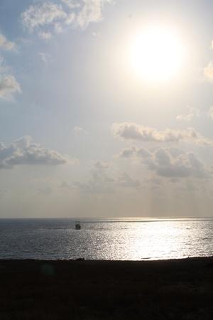 Sea landscape. Cyprus