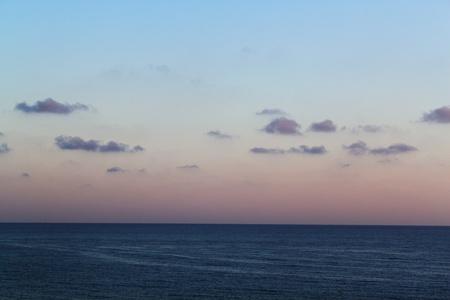 Puesta del sol. Chipre