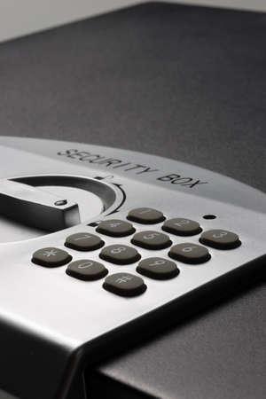 numeric keypad of a laptop safe photo
