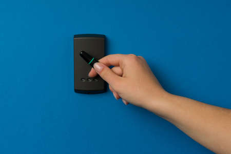 cardkey: electronic key system to lock and unlock doors